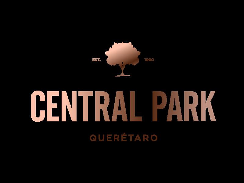 Logo Central Park Queretaro